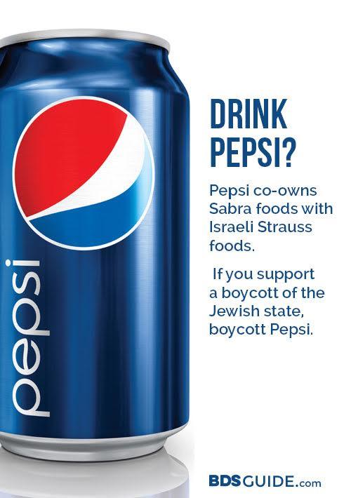 Pepsi co-owns Sabra foods